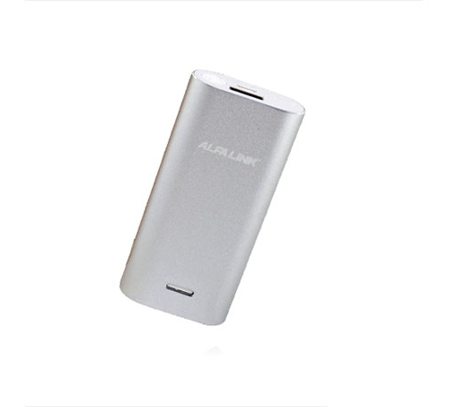 POWER BANK 4400 F SILVER