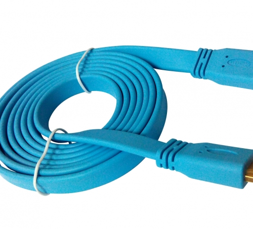 KABEL HDMI TO HDMI TYPE A-A BLUE