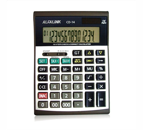 CALCULATOR CD-14