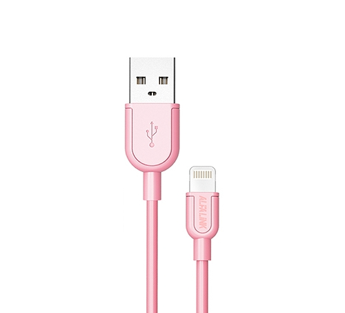 SOUFFLE CABLE FOR IPHONE 6 PINK