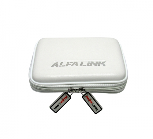 ALFA LINK POUCH MINI WHITE
