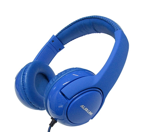 ALFA LINK NON BLUETOOTH HEADSET NBH 230 BLUE