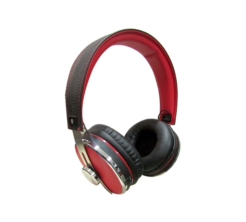 BLUETOOTH HEADPHONE 130 RED