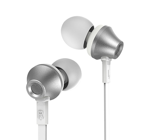 EARPHONE 32 SILVER