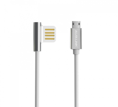 EMPEROR CABLE FOR MICRO USB SILVER