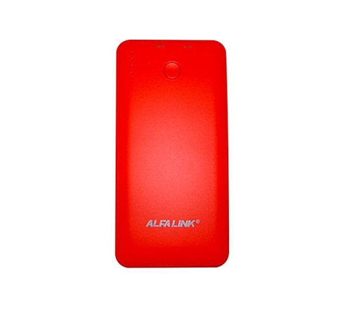POWER BANK 4000 R RED