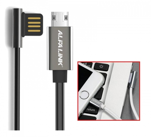 EMPEROR CABLE FOR MICRO USB BLACK