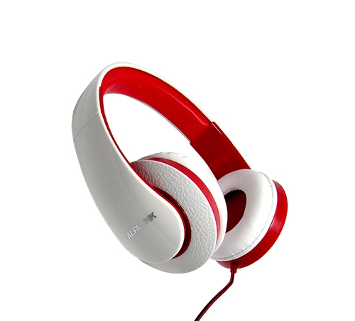 NON BLUETOOTH HEADSET 220 WHITE - RED