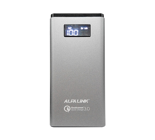 ALFA LINK POWER BANK AP 10000QC GREY