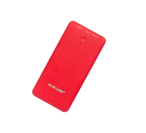 POWER BANK 6000 R RED