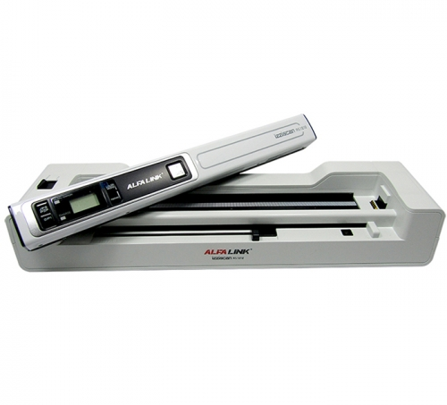 PORTABLE SCANNER AS 1212 WITH DOCKING