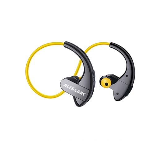 ALFALINK EARPHONE 13 YELLOW