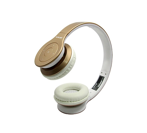 BLUETOOTH HEADPHONE 330 GOLD