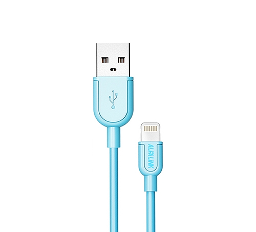 SOUFFLE CABLE FOR IPHONE 6 BLUE