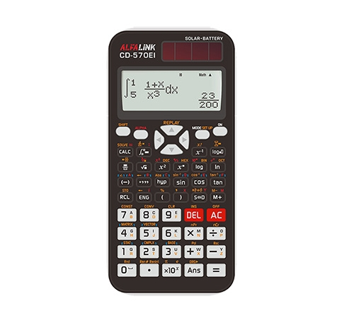 CALCULATOR & DICTIONARY CD 570EI BLACK
