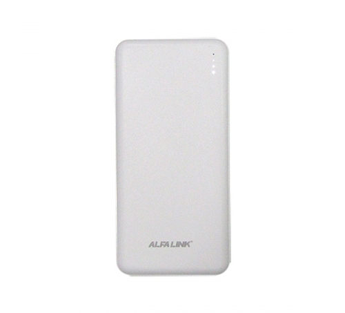 ALFALINK POWER BANK 10000QCP WHITE