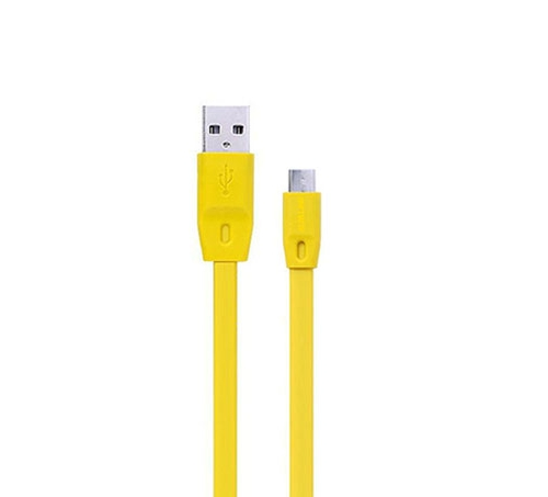 FULL SPEED CABLE FOR MICRO 1M YELLOW