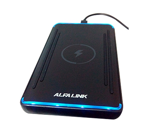 QI WIRELESS CHARGER FOR DESKTOP VERSION AWC-100