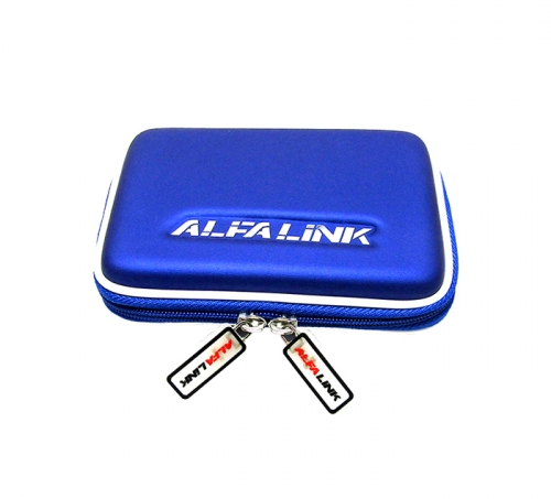 ALFA LINK POUCH MINI BLUE