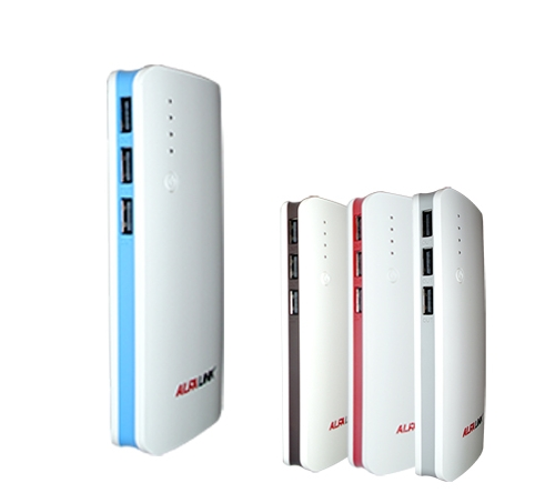 POWER BANK 11000F WHITE BLUE