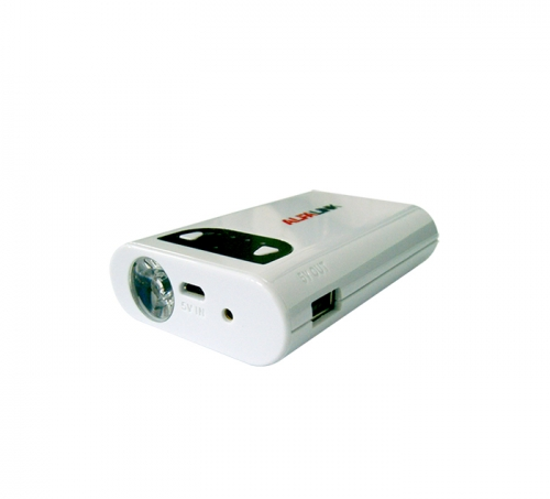 POWER BANK 7800 WHITE