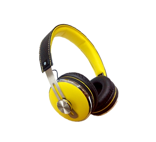 BLUETOOTH HEADPHONE 130 YELLOW