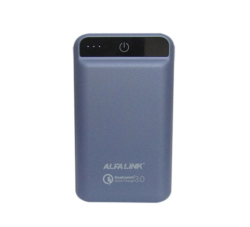 ALFA LINK POWER BANK 10000RQC BLUE