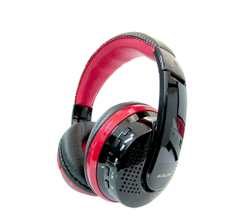 BLUETOOTH HEADSET 266 RED