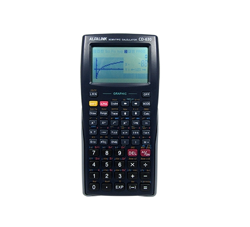 CALCULATOR CD-630 DARK BLUE